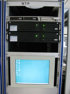 Network Time Protocol Servers at INRIM Time and Frequency Laboratory